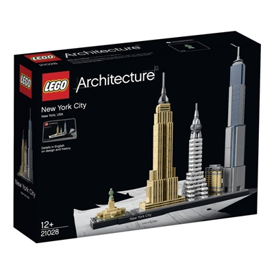 LEGO Architecture New York City, 21028