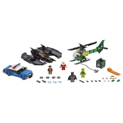 LEGO DC Comics Super Heroes Batmans Batwing och Gåtans Kupp, 76120