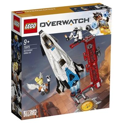 LEGO Overwatch Watchpoint: Gibraltar, 75975