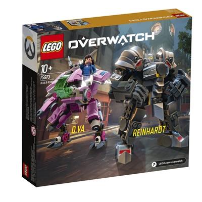 LEGO Overwatch D.Va & Reinhardt, 75973