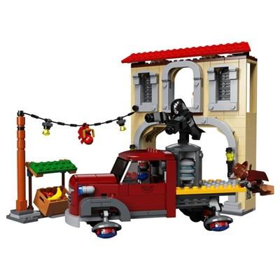 LEGO Overwatch Uppgörelse i Dorado, 75972