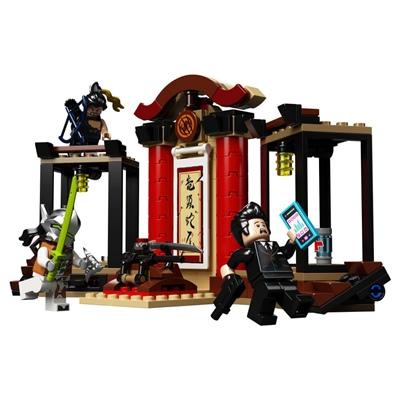 LEGO Overwatch Hanzo vs. Genji, 75971