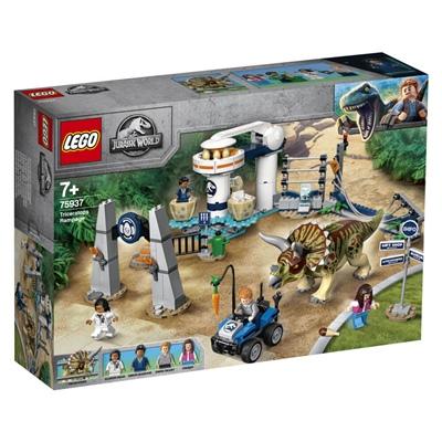 LEGO Jurassic World Rasande Triceratops, 75937