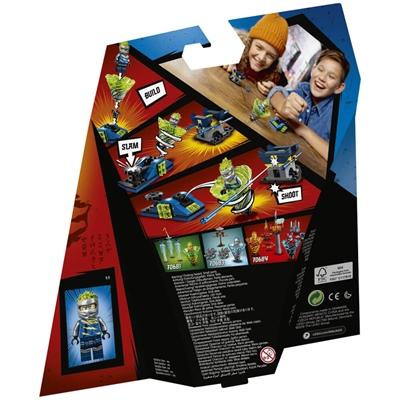 LEGO Ninjago Spinjitzu Slam - Jay, 70682