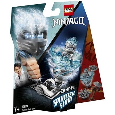 LEGO Ninjago Spinjitzu Slam - Zane, 70683