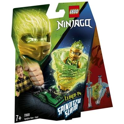 LEGO Ninjago Spinjitzu Slam - Lloyd, 70681