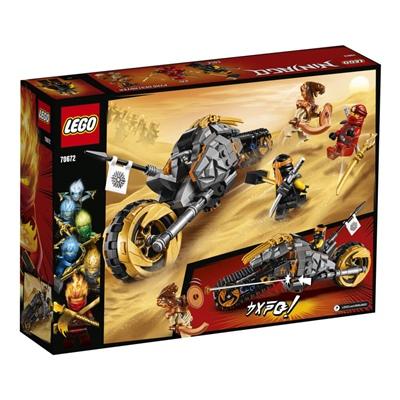 LEGO Ninjago Coles Crossmotorcykel, 70672