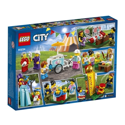 LEGO City Figurpaket - Tivoli, 60234