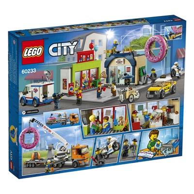 LEGO City Munkbutiken Öppnar, 60233