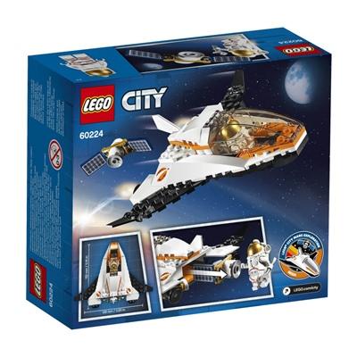LEGO City Satellitservice, 60224