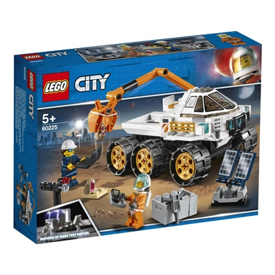 LEGO City Testkörning av Rover, 60225