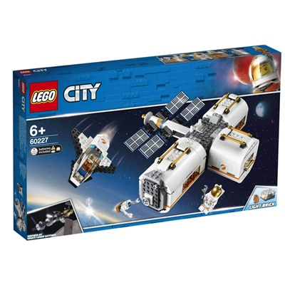 LEGO City Månstation, 60227