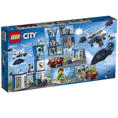 LEGO City Luftpolisens Flygbas, 60210