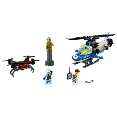 LEGO City Luftpolisens Drönarjakt, 60207