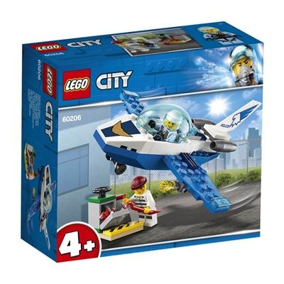 LEGO City Luftpolisens Jetpatrull, 60206