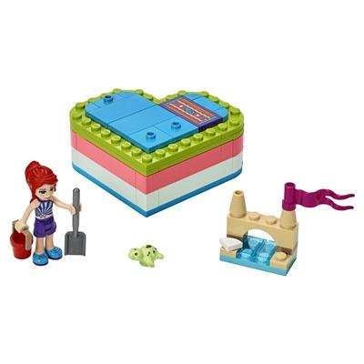 LEGO Friends Mias Sommarhjärtask, 41388