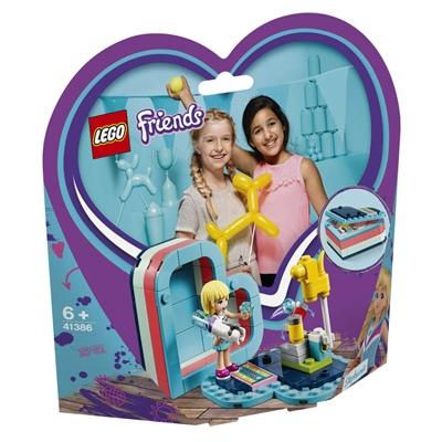 LEGO Friends Stephanies Sommarhjärtask, 41386