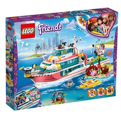 LEGO Friends Räddningsbåt, 41381