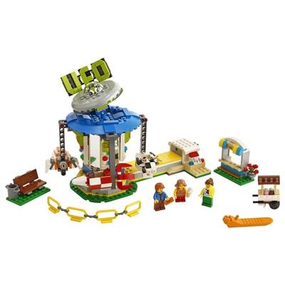 LEGO Creator Karusell på Nöjesfält, 31095