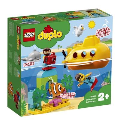 LEGO Duplo Ubåtsäventyr, 10910