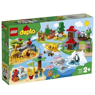 LEGO Duplo Världens Djur, 10907