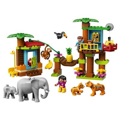 LEGO Duplo Tropisk Ö, 10906