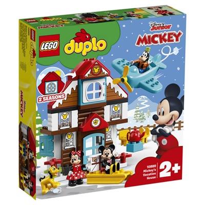 LEGO Duplo Musses Semesterhus, 10889