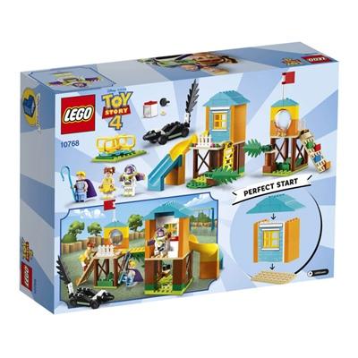 LEGO Juniors Disney Pixar Toy Story 4 Buzz & Bo Peeps Lekpla, 10768