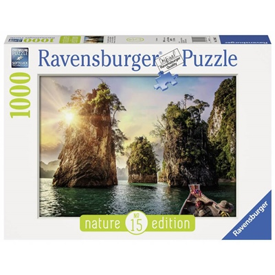 Ravensburger Pussel 1000 Bitar Three Rocks in Cheow Thailand, 139682