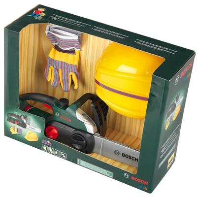 Klein Bosch Mini Worker Set - Motorsågset, 8456