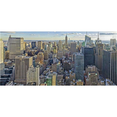Ravensburger Pussel 2000 Bitar Panorama View over New York, 167081