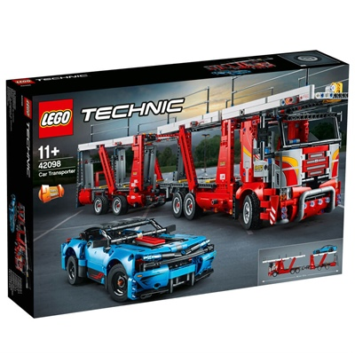 LEGO Technic Biltransport, 42098
