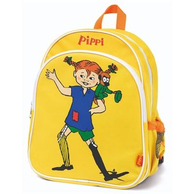 Micki Pippi Ryggsäck Gul, 44.3765