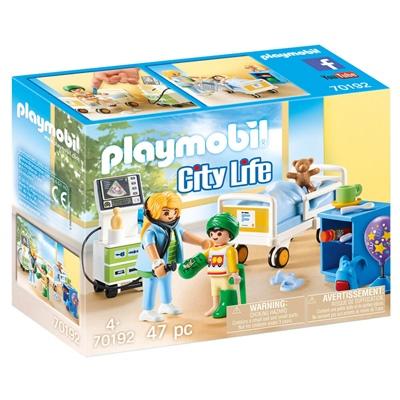 Playmobil Patientrum för Barn, 70192