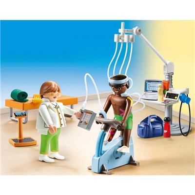 Playmobil Specialistläkare Sjukgymnast, 70195