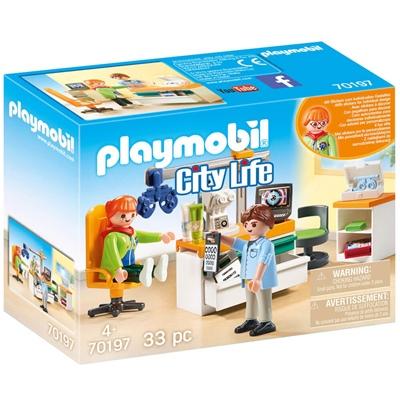 Playmobil Specialistläkare Ögonläkare, 70197