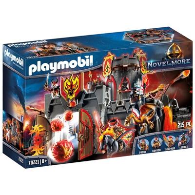 Playmobil Novelmore Fästningen Eldklippan, 70221P