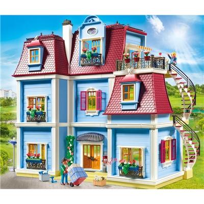 Playmobil Mitt Stora Dockhus, 70205P