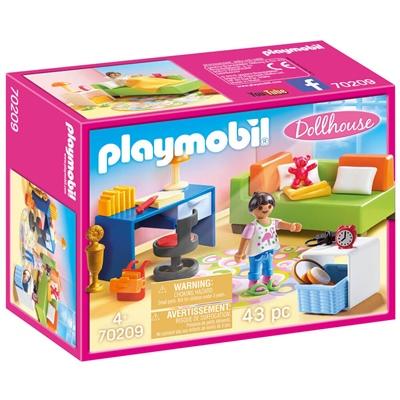 Playmobil Tonårsrum, 70209P