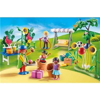 Playmobil Barnens Födelsedag med Clown, 70212P