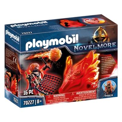 Playmobil Novelmore Eldvakt med Spöke, 70227