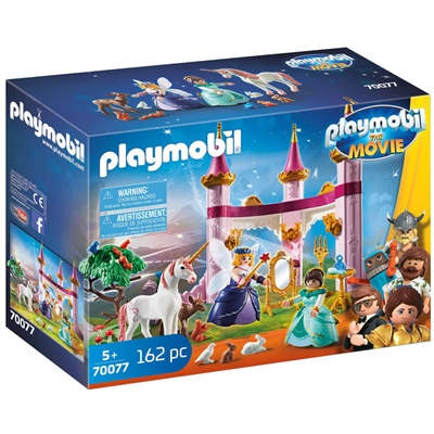 Playmobil: THE MOVIE Marla i Sagoslottet, 70077