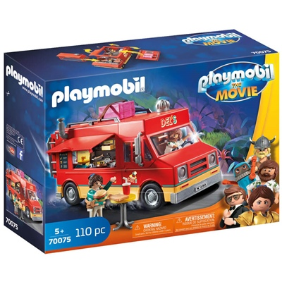 Playmobil: THE MOVIE Dels Matvagn, 70075