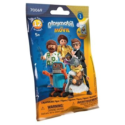 Playmobil: THE MOVIE Figures Serie 1, 70069