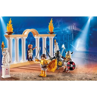Playmobil: THE MOVIE Kejsar Maximus i Colosseum, 70076