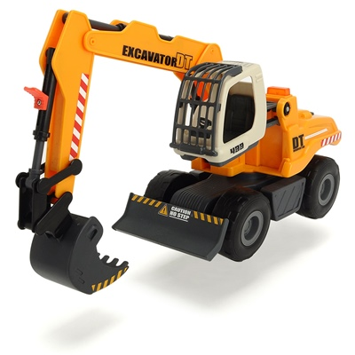 Dickie Toys Construction Excavator, 203726001
