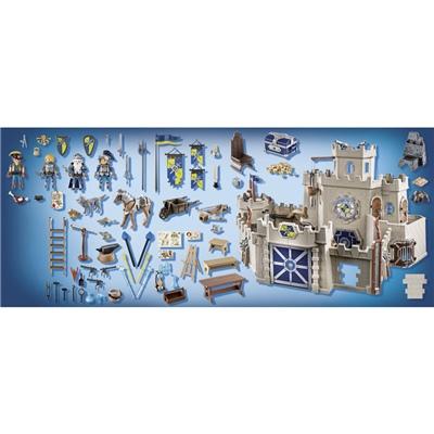 Playmobil Novelmore Vargriddarnas Slott, 70220P