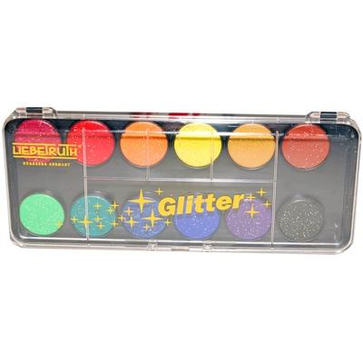 Liebetruth Vattenfärger med Glitter Stor, 661212-2