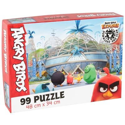 Peliko Pussel 99 Bitar Angry Birds, 40855412