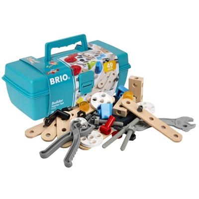 BRIO Builder Byggsats för Nybörjare, 34586